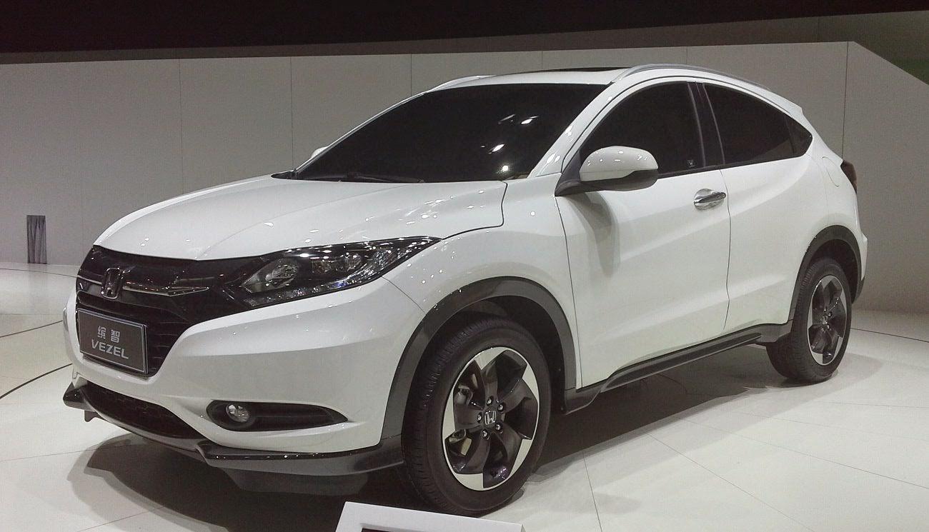 Harga Cash Dan Kredit Honda HRV Spesifikasi 2015
