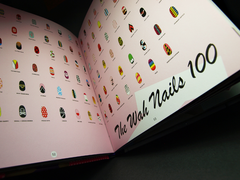 ... Book of Nail Art Review (with Nail Art!) | The Nailasaurus | UK Nail