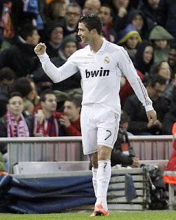 Cristiano se quedaría de por vida en el Real Madrid