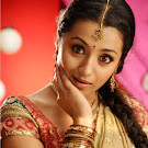 Trisha Gorgeous in Half Saree Photo Gallery