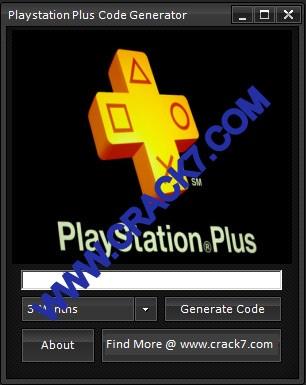 PlayStation Plus Codes