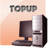 cara transaksi web top up chipsakti