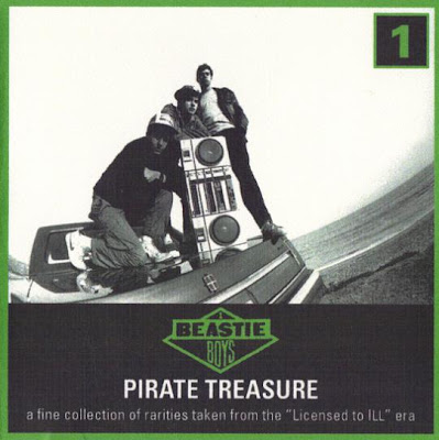 Beastie Boys ‎– Pirate Treasure Chapter 1 (CD) (1999) (320 kbps)