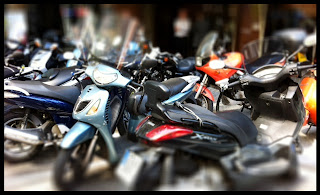 Motorcycles Barcelona