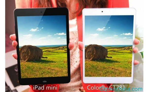 Colorfly CT781, la versión Android del iPad mini