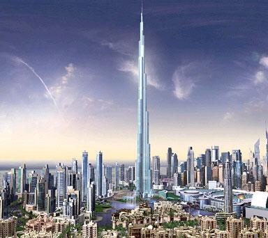 فيديو رائع و مزهل لمدينة دبي بتقنية مرور الزمن Time Lapse