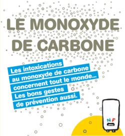 image extraite du dépliant Monoxyde de carbone