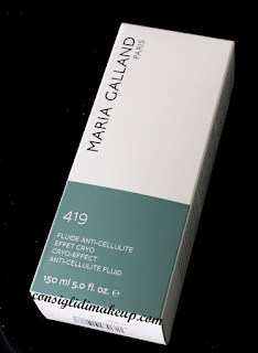 Review: 419 Fluido Anti Cellulite - Maria Galland