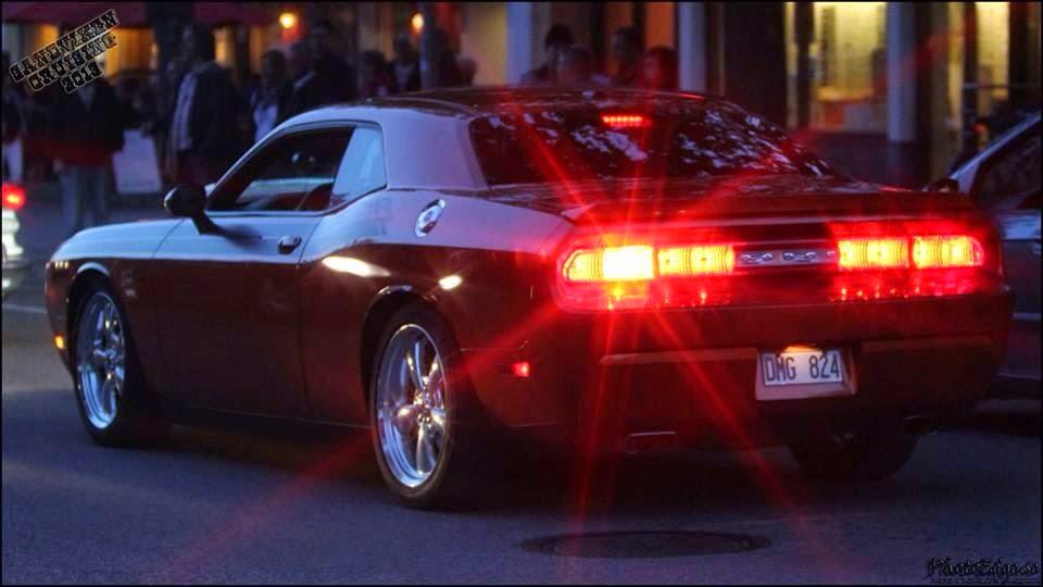 Marie's 2011 Dodge Challenger