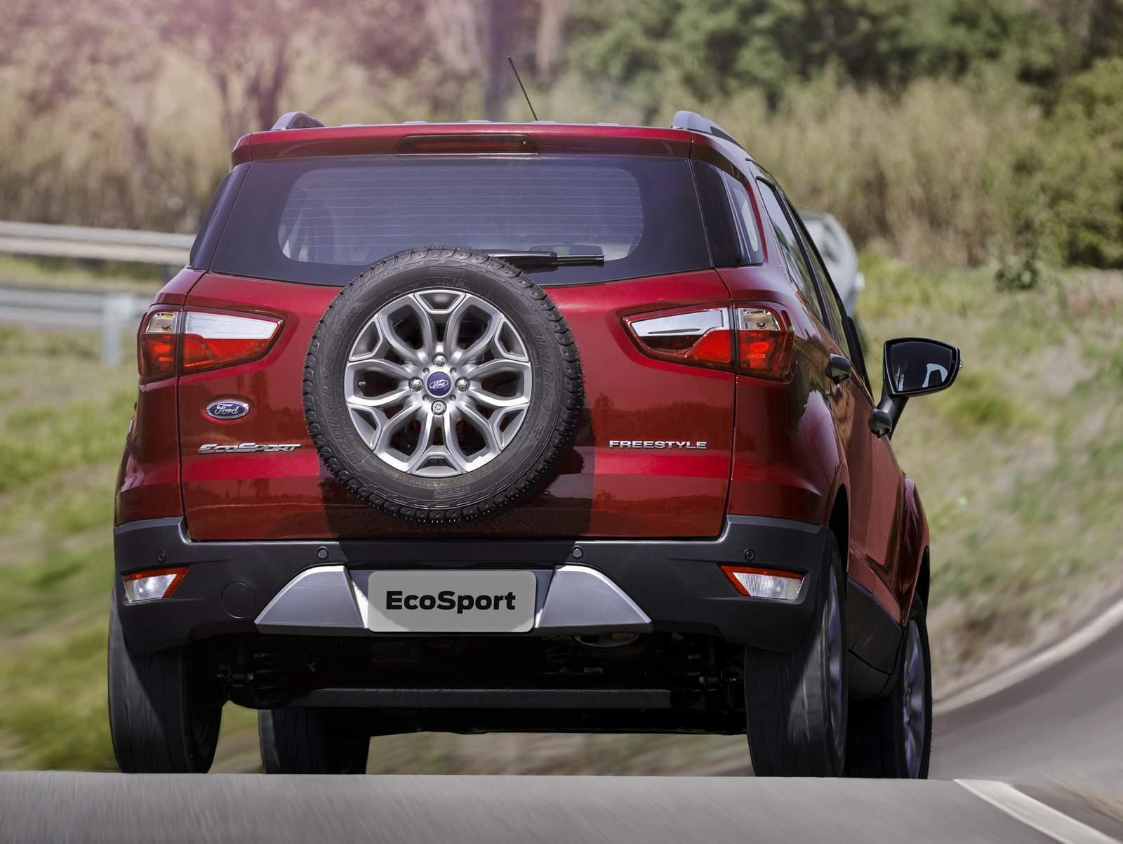 Novo ford ecosport 2016