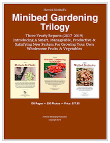 With 130 pages and 250 photos, this Minibed Gardening Trilogy gives you all the how-to information.