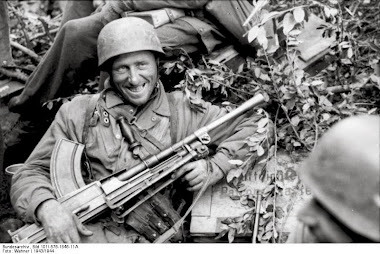 FallschirmJager Bren Gunner...Happy days,