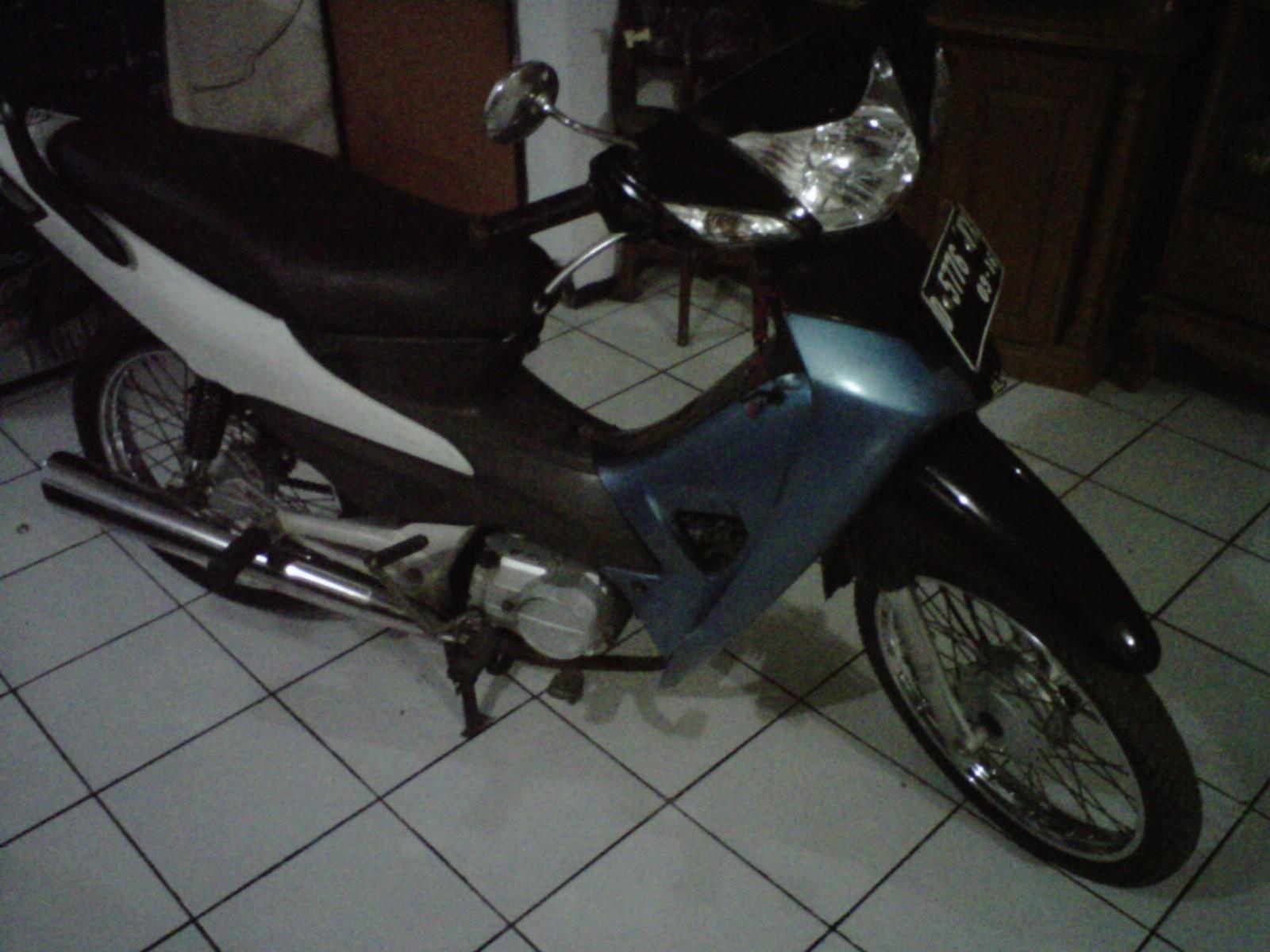 Info Harga   Motor Jakarta  Motor  Honda Supra Fit tahun 2006