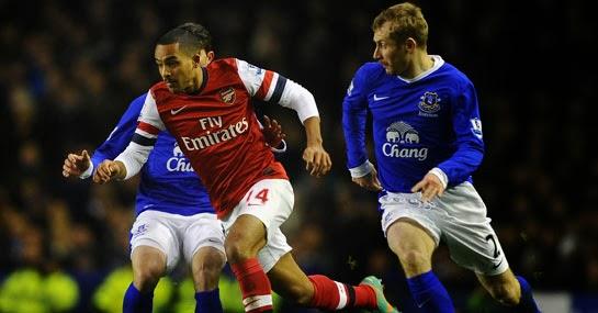 Prediksi Everton vs Arsenal
