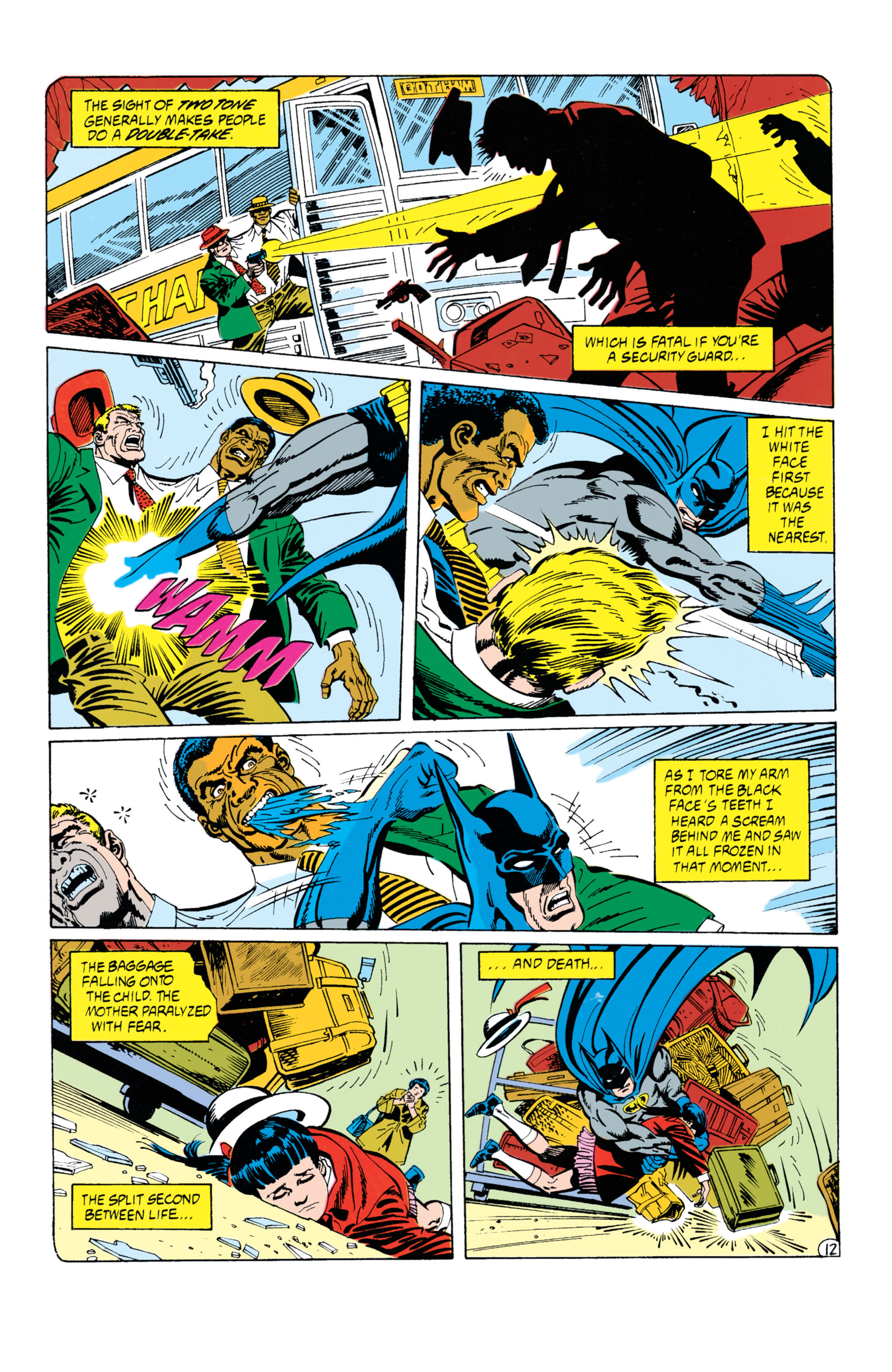 Detective Comics (1937) Issue #630 Page 13