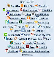 social bookmark Daftar backlink Dofollow dari social Bookmark 2013