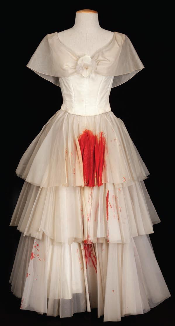 Stained Dress