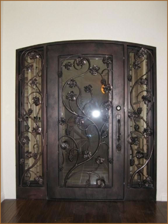 Kerala Model Metal Doors