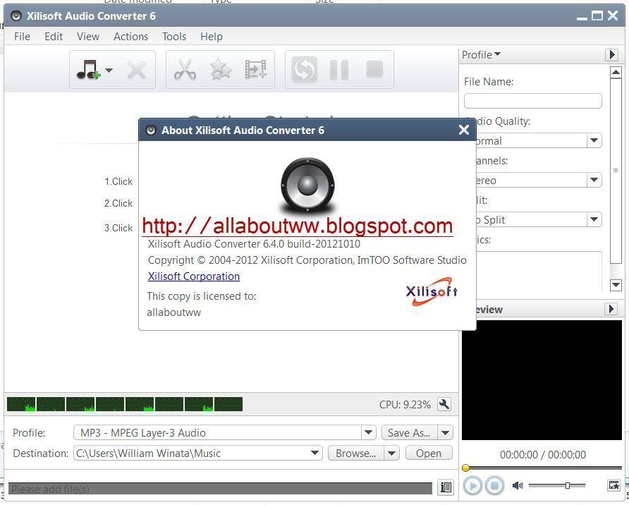 xilisoft video converter ultimate keygen mac cs4