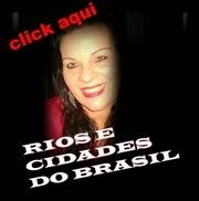 Rios e cidades do Brasil