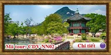 Seoul - Đảo Nami (13.390.000)