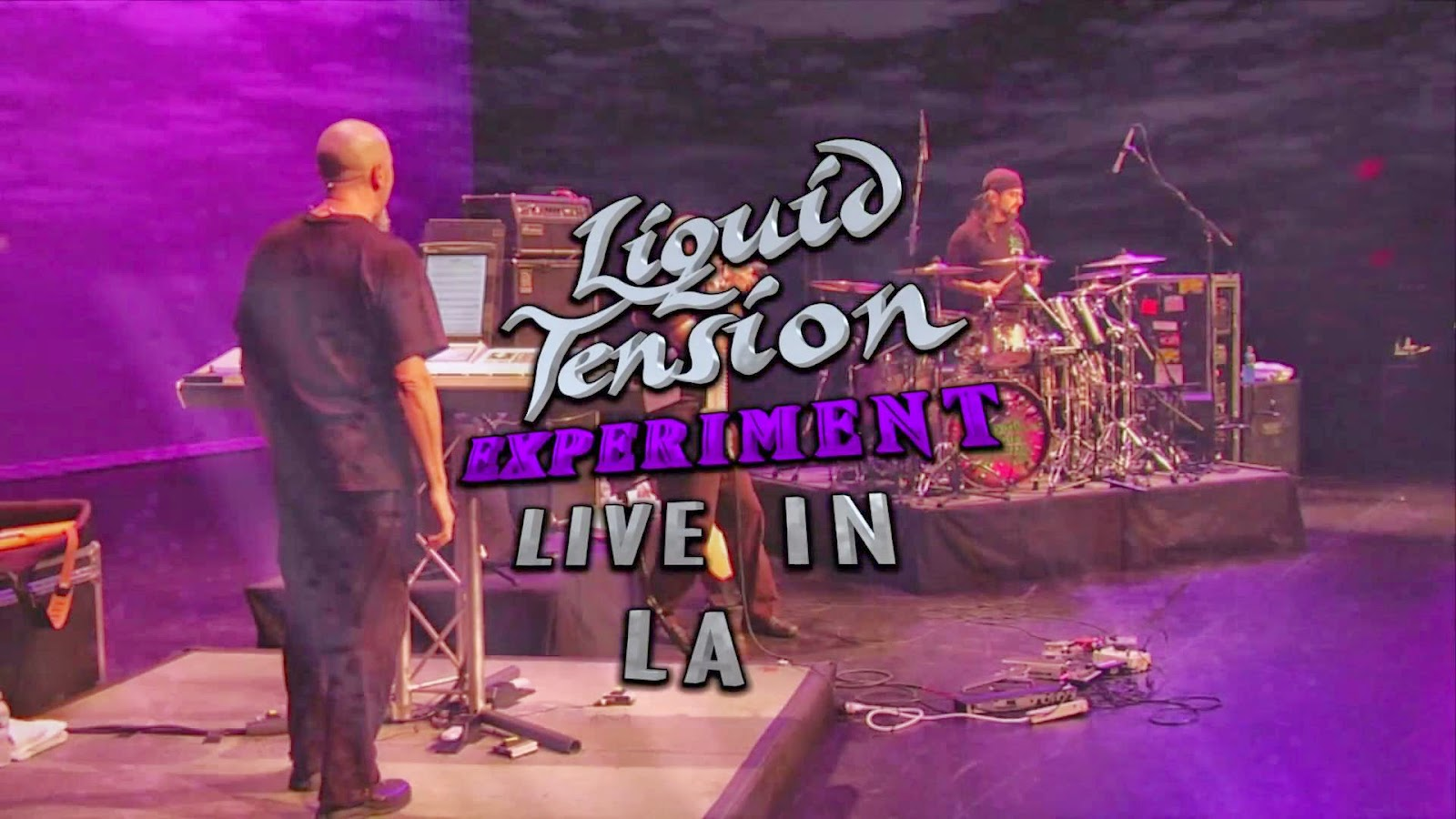 Liquid Tension Experiment - Live In L.A. [BD-Rip 1080p.]