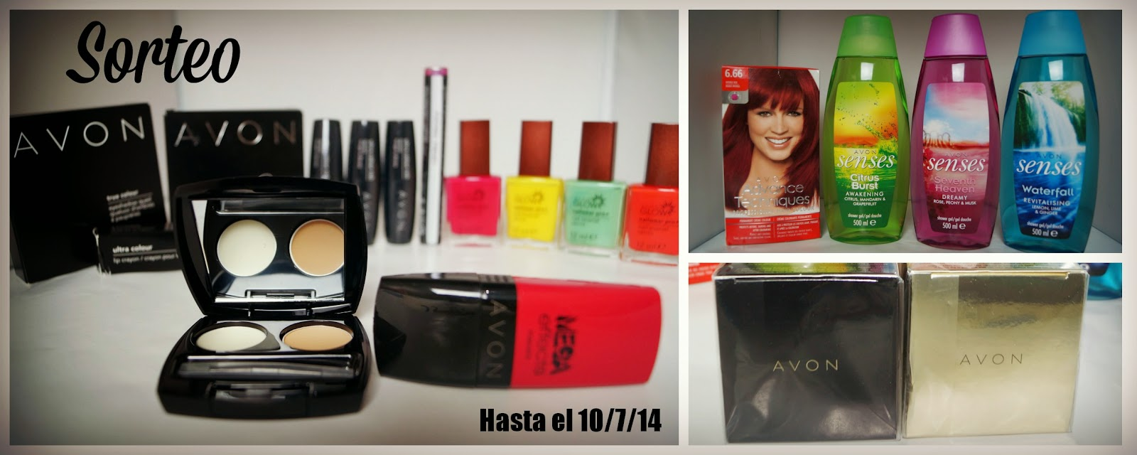 SORTEO DE MAKEUP AND CARES