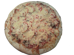 Staycation Feast: Make Your Own Pizza! Save money by making your own pizza. A simple cheese and tomato pizza.