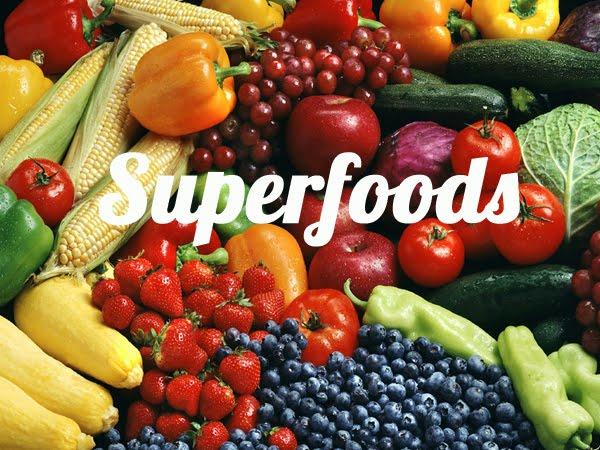 Υπερτροφες - superfoods