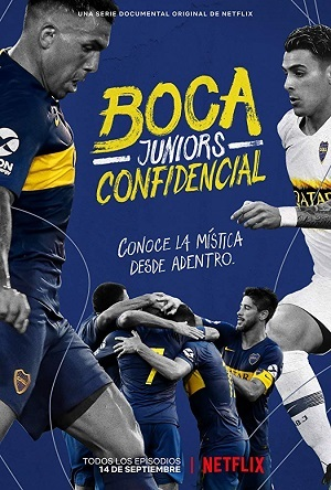 Boca Juniors Confidencial Séries Torrent Download capa