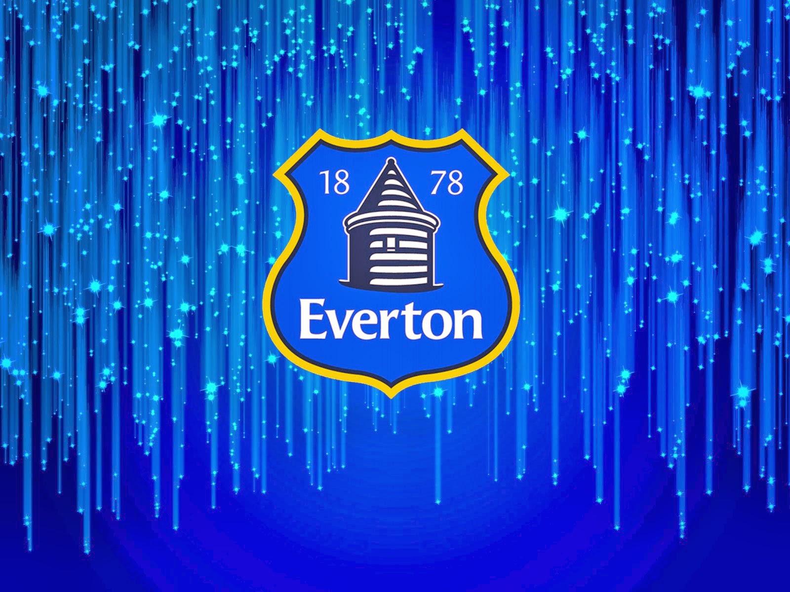 Everton FC 2014 Logo Premier League HD Desktop Wallpaper ...