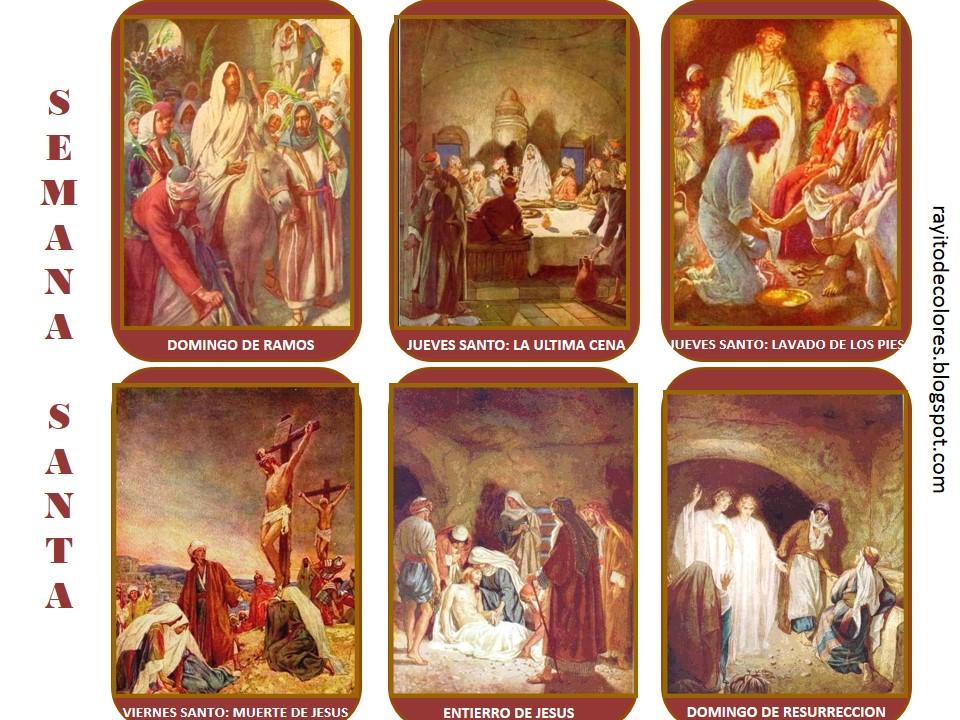 Semana Santa imágenes