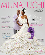 Munaluchi Bridal Mag Feature!