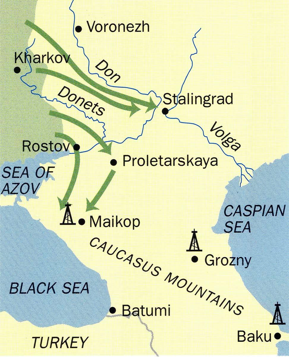 Russian Sacrifice at Stalingrad Submarine Matters Russian