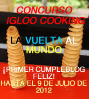 igloo cooking esta de concurso