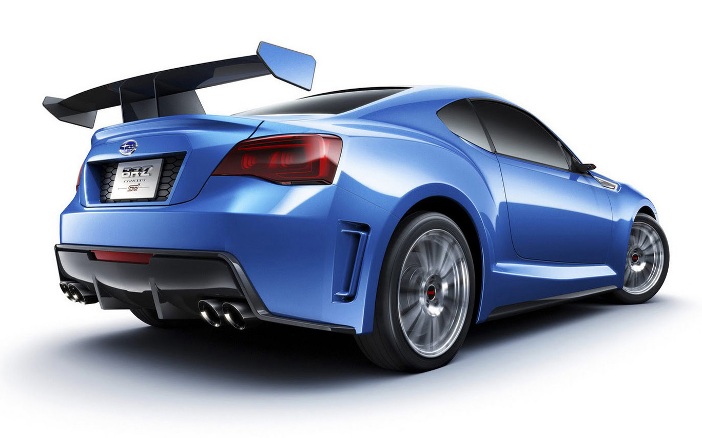 Subaru Brz 0 60 >> Subaru BRZ Specification and Price | Otomild