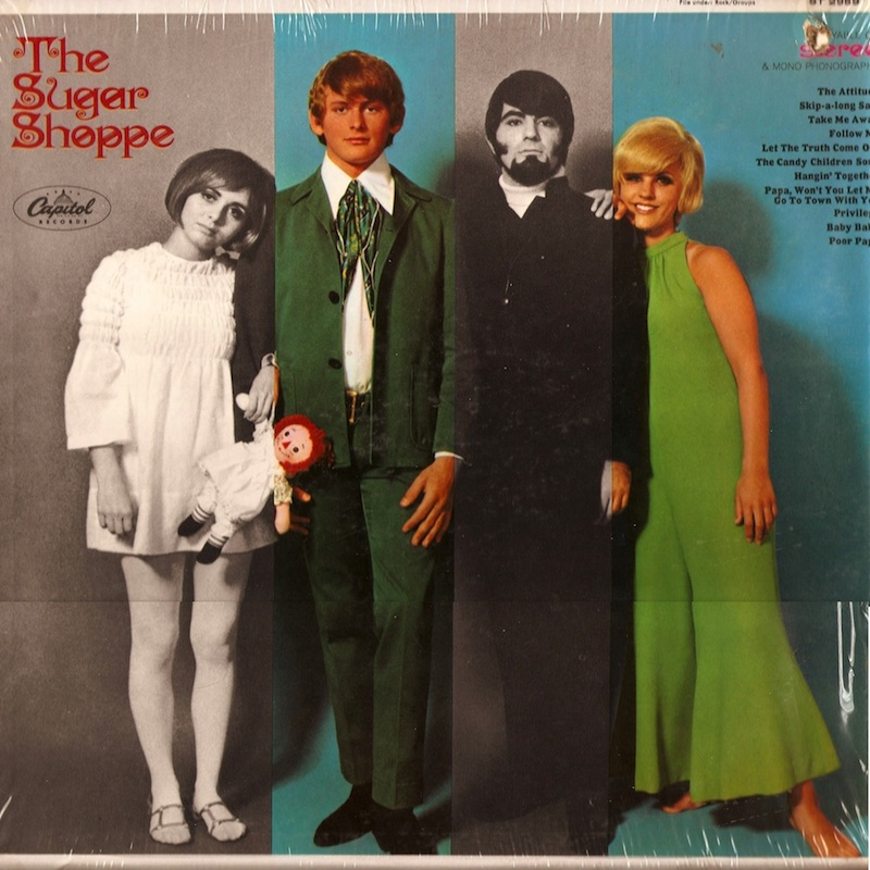 The Sugar Shoppe - Let The Truth Come Out / Skip - A - Long Sam