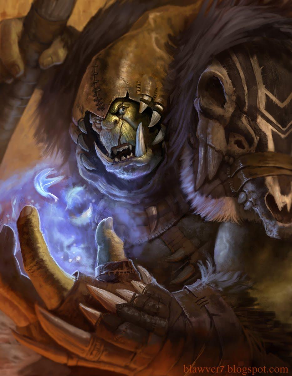 Warcraft orc shia xxx images