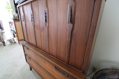 Men's chest - Lenoir House a Division of Broyhill mid-century modern