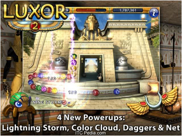 Luxor 2 HD cracked