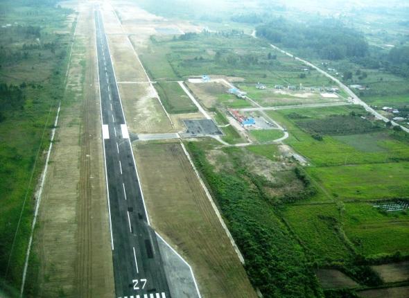 Bandara Silangit Tapanuli Utara