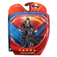 Wave 2 Faora Man of Steel Movie Masters Action Figure