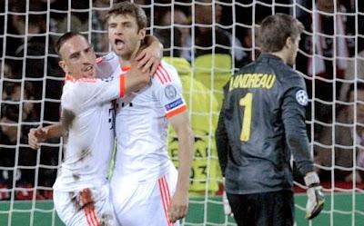 Lille vs Bayern Munchen