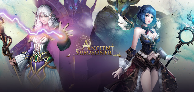 """Gamebox announces latest fantasy card game """"Ancient Summoner"""" on browser and iOS"""