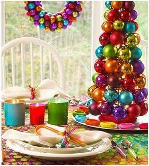 Arboles de Navidad con Esferas, parte 2