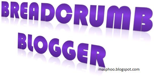 Cara Membuat Menu Navigasi Breadcrumbs di Blogger/Blogspot