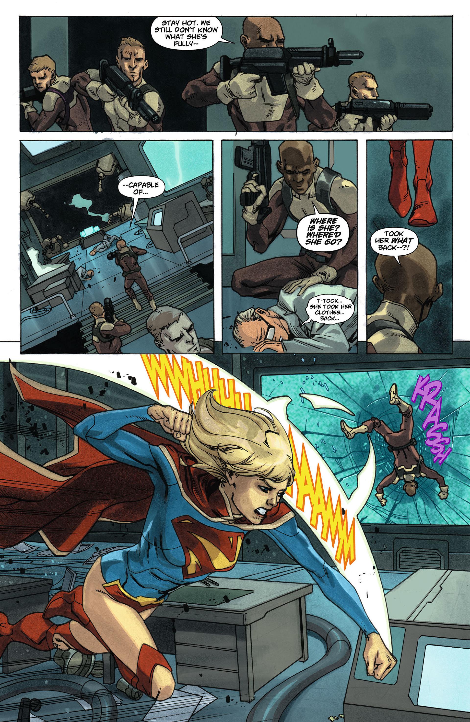 Supergirl (2011) Issue #4 #6 - English 10