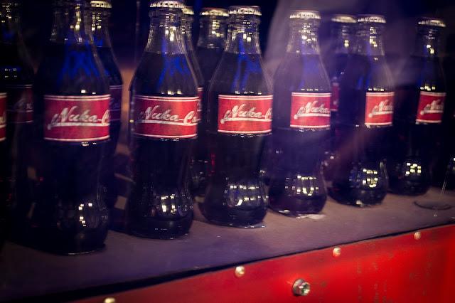nuka cola из квеста Клаустрофобия Убежище номер 13