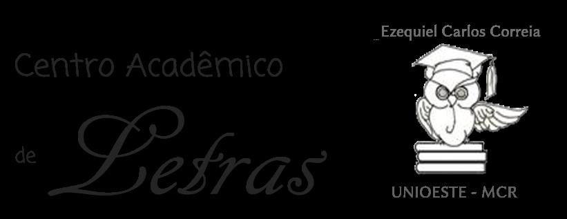 Centro Acadêmico de Letras - Unioeste - M.C.R.