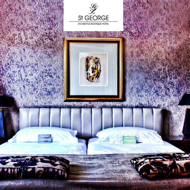 Wedding Editorial Photography Masterclass by George Dimopoulos at the St. George Lycabettus Boutique Hotel in Athens